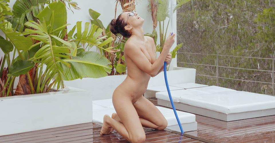 Michaela Isizzu Let's Get Wet